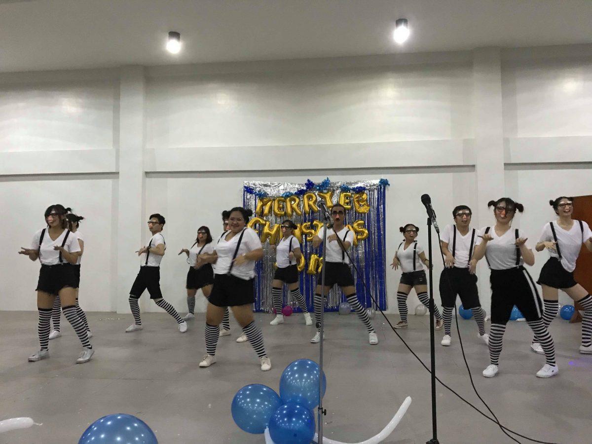 フィリピンのダンスパフォーマンス!!